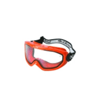 Safety Glasses, Blast Style Range and Blast Orange - Goggle