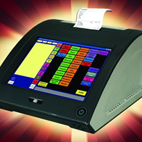"EP-308A 8"" Mini All-in-One Touch POS PC"