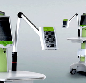 Medical Appliance Neuvo PSG Trolley