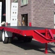Tag Along Trailer - Tandem Axle