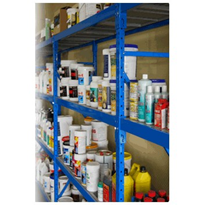 Long Span Shelving | Heavy Duty System - LS2000