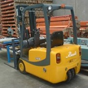 Fleet Management - Ergonomics Stacker