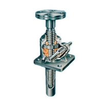 Duff-Norton Machine Screw Mechanical Actuator | 316 Stainless Steel