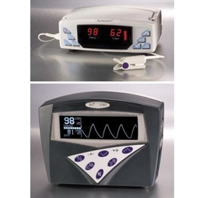 Pulse Oximeters with Stand Alone Monitors