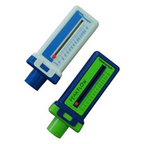 Peak Flow Meter - Disposable & Reusable