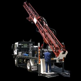 Scout Mark V Drill Rig
