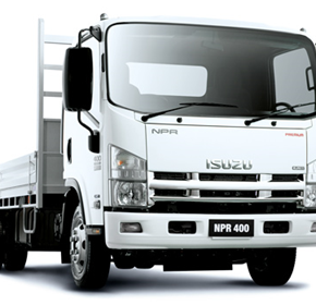 Isuzu NPR 400 Medium Truck