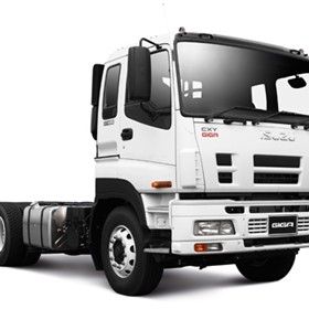 Isuzu Trucks 18 Speed Giga CXY 455