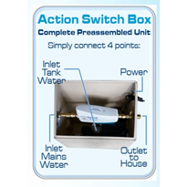 Water Switches & Diversion | Sensor