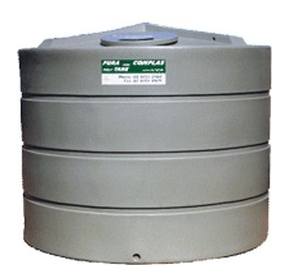 Above Ground Water Storage Tanks | Poly Ribbed