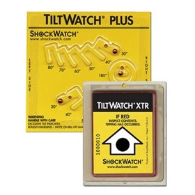 SHOCKWATCH Tilt Indicators