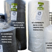 Coldform Natural Earth Friendly Absorbent Rolls