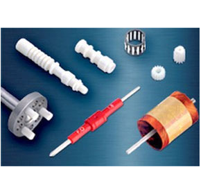 Ceramic Materials / Precision Components - Innovative high-tech CIM and MIM components.