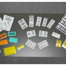 Blank Labels - Standard Size Printed Labels
