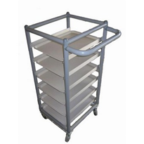 Serving Trolley / Tray Trolley | Tray Service Trolleys