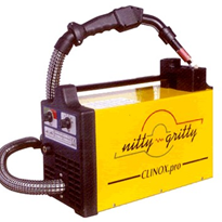 Cleaning Equipment - Weld Cleaning Machines