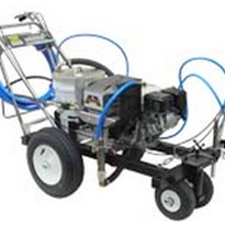 Airless Sprayer - Airlessco Spray & Stripe 6000 Linemarker