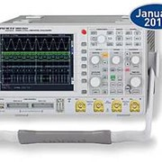 Hameg Oscilloscopes - new models & more features