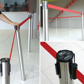 Neata Pedestrian Queue Control System