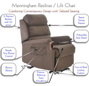 Recliner Chairs / Lift Chair