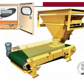 Precision Weigh Feeder - Model PPWF
