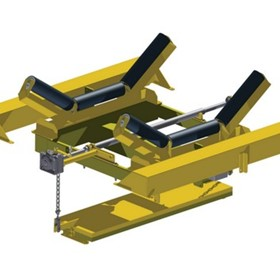 Precision Centrally Suspended Belt Weigher - PCS 2
