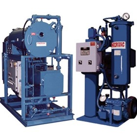 Industrial Oil Processing Systems