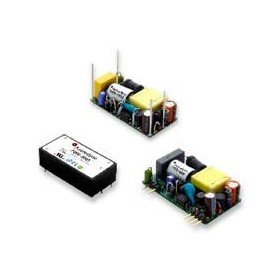 Micro-miniature PWC12 switching power supplies available in 3 packages