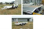 LITE tow trailers - Steel Plant Trailers 6T to 10T