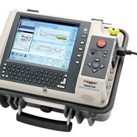 FRAX150 Sweep Frequency Response Analyzer