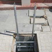 Access Ladders - Pit Access Ladder