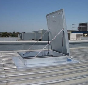 Roof Access - Roof Access Hatch