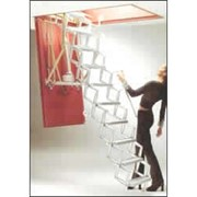 Attic Ladder - Electric Access Ladder