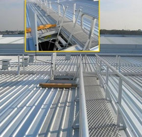 Roof Safety - Roof-top Access