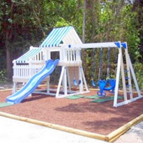 Playground - Rubber Mulch Playgrounds
