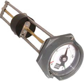 Fozmula Mechanical Level Gauge