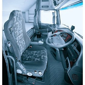 Mercedes Benz Trucks - Actros 26XX 6x4 Rigid Series