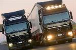 Benz Mercedes - Actros 33XX 6x6 All-Wheel Drive Series