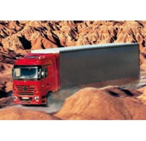 Actros - Actros 41XX 8x8 All-Wheel Drive Series