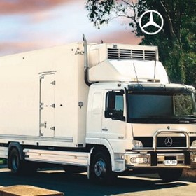 Mecedes Benz - Atego 16XX L 4x2 Rigid Series