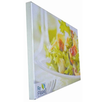 Fabric Displays | Flexible Frame System ReFrame