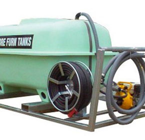 Water Tanks - FireFighting Tanks