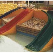 Outdoor Slide - Pool Slides