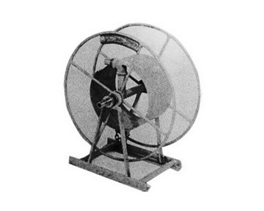 Hose Reel - Hose reel without hose