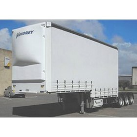 Trailers - New 12 pallet lead drop deck Titeliner