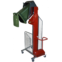 Safe Lifting & Handling of Industrial Bins from Optimum Handling Solutions