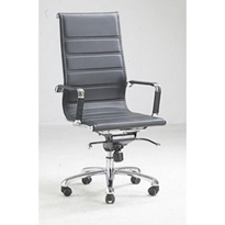 Leather Executive Chairs - Congress High Back