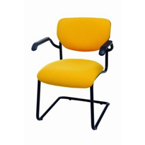 Cantilever Chairs - New Yorker Arm Chairs