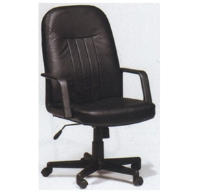 Leather Executive Chairs - Diplomat High Back