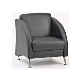 Leather Office Chairs - Single Seater - Tallin